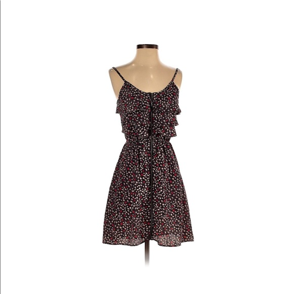 Xhilaration Beautiful Strapless Mini Summer Dress